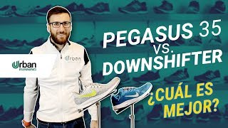 Conclusion comparativa Nike Pegasus 35 vs Nike Downshifter 8 - BeUrbanRunning