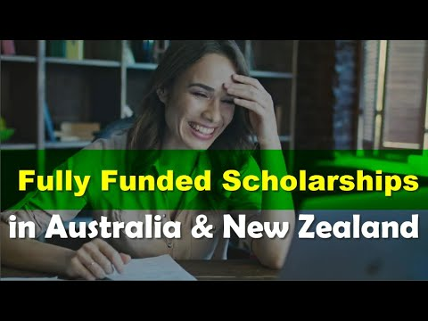 Top 10 Scholarships In Australia And New Zealand For International Students - Top 10 Series