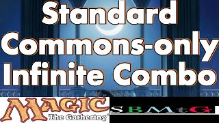 Mtg Standard Deck Tech: Mono-Blue Budget Infinite Combo in DTK Standard (all Commons!!!)