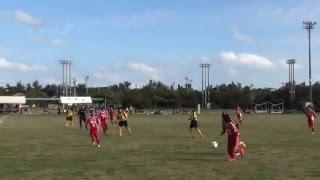 KBC学園杯争奪 第26回沖縄県女子サッカー選手権大会 琉邦クラブ 対 ...