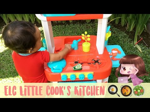 ELC LITTLE COOK'S KITCHEN | TOY REVIEW #5