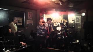 2014/6/14@Orange County Brothers Down Home Blues Quartet 坂田かつゆ...