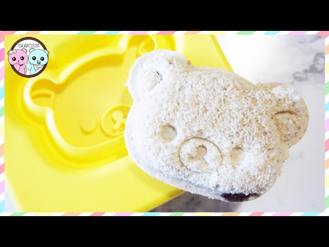 HOW TO MAKE RILAKKUMA SANDWICH, MOLD PRODUCT TESTING REVIEW