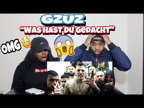 "OMG 😱 | GZUZ ""Was Hast Du Gedacht"" (WSHH Exclusive - Official Music Video) 