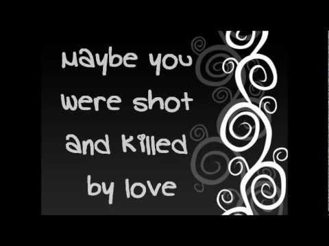 JLS - Killed by Love lyrics