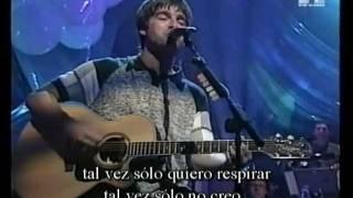 oasis live forever subtitulos español