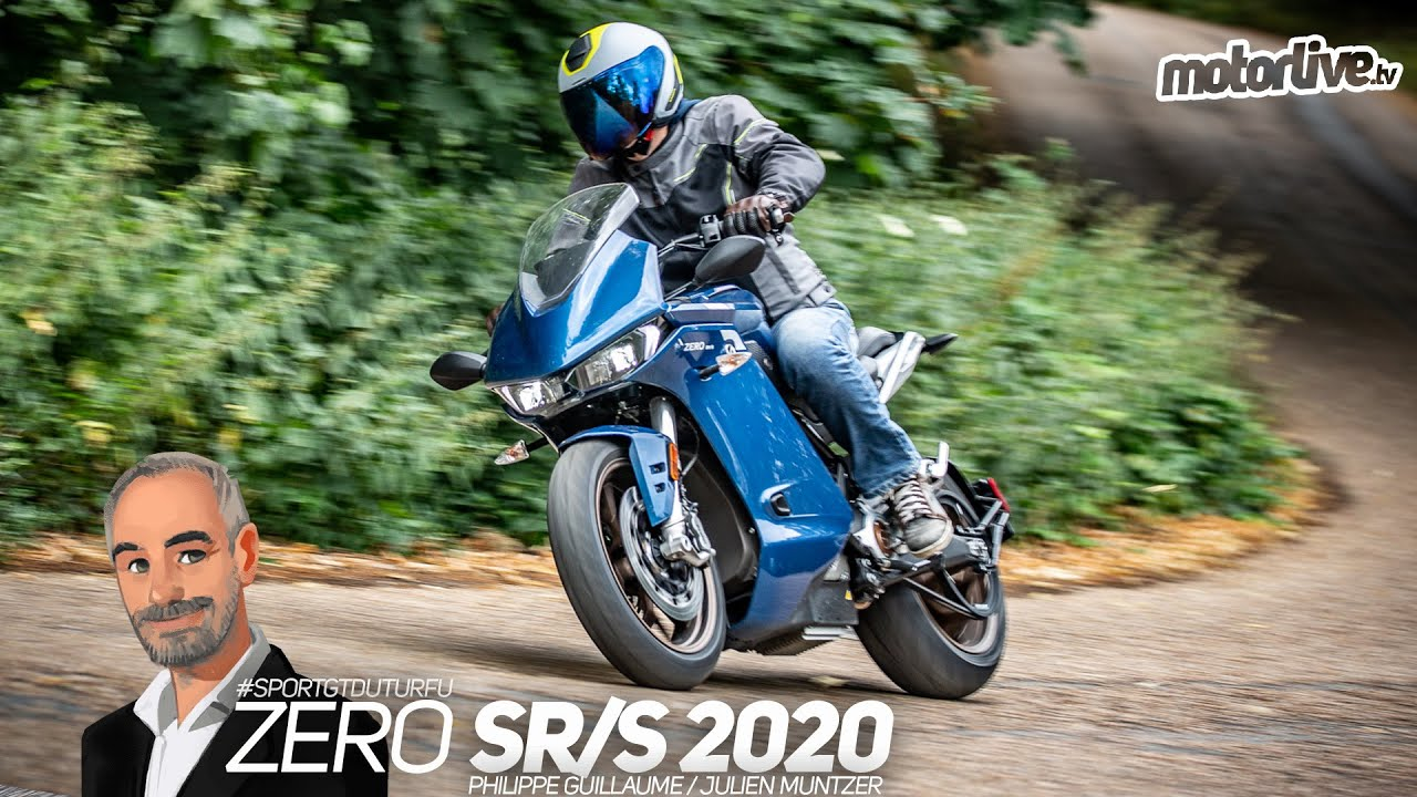 ZERO SR/S 2020 | ESSAI MOTORLIVE