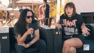 Interview with Daniel Freyberg from Children of Bodom (Wacken 2018)