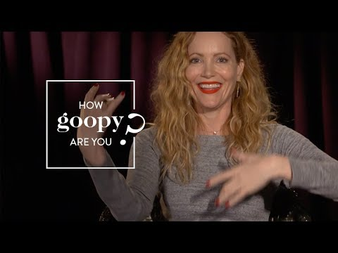 How Goopy Are You? Leslie Mann | Goop