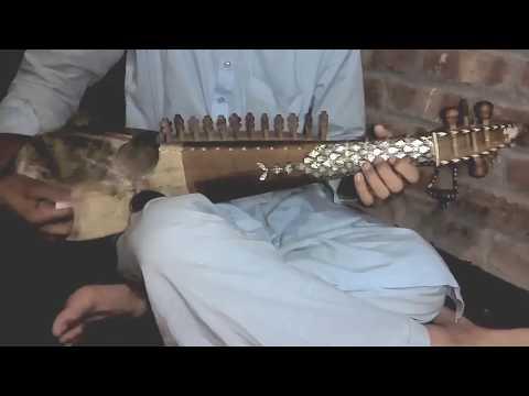 Rabab learn sargam  Mohabbat Barsa dena Tu  sawan aya hia