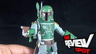 """Toy Spot - Hasbro Star Wars 6"""" Black Series #06 Boba Fett"""