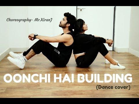 Oonchi hai building   Judwaa 2   Mr.KiranJ Choreography   Nritya Dance Studio