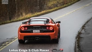 Test drive: Lotus Exige S Club Racer
