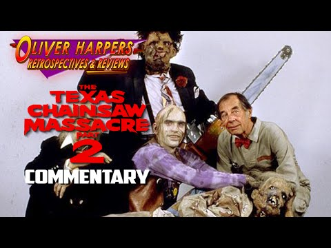 The Texas Chainsaw Massacre 2 Commentary (Podcast Special)