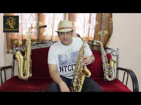 Learn Saxophone The Easiest Instrument From Sj Prasanna Bengaluru