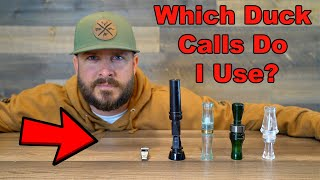 Duck Calls I Use For The 2020 Waterfowl Season
