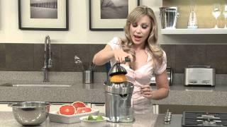 Breville® Citrus Press