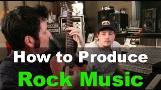 How To Produce Rock Music - Warren Huart: Produce Like A Pro