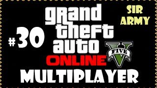 GTA 5 Online Intense Motel Action TDM With Randoms  ~ Part 30
