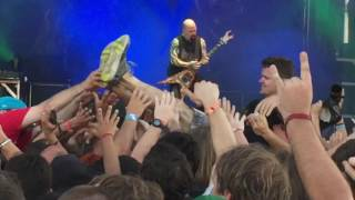 Slayer - Dead Skin Mask(Live) Chicago Open Air 2017