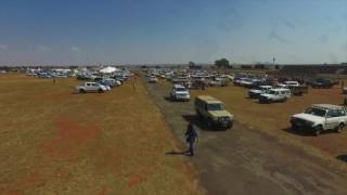 LAND CRUISER FESTIVAL & AFRICA RECORD