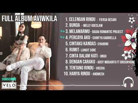 🍄-pas-untuk-galau!-full-album-aviwkila-terbaru-(cover-akustik---velo-musik)