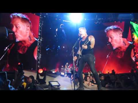 MetallicA - Montreal, Qc - Parc Jean-Drapeau - 20170719 - Now That We're Dead