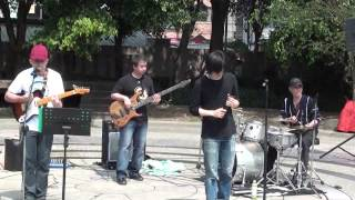 So lonely covered by Taipei Soul Brothers /Concert in the Park---