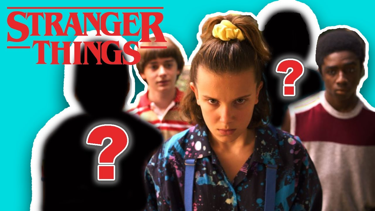 Stranger Things NEW CAST?! | Hollywire | Stranger Things 4 New Actors