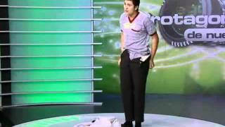 Juan Felipe Botero Berrio Protagonistas de Nuestra Tele 2012.wmv