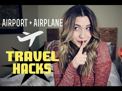 Thumbnail: Airport & Airplane TRAVEL HACKS