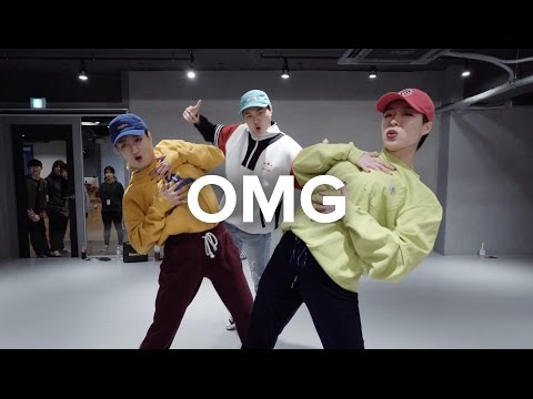 OMG - Usher ft. will.i.am / Hyojin Choi Choreography