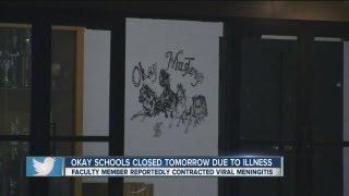 Okay Public Schools closed tomorrow