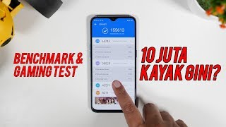 Tes Gaming & Benchmark OPPO R17 Pro Indonesia (Snapdragon 710)