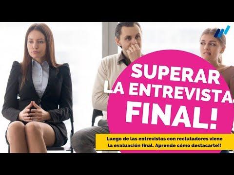 𝙀𝙣𝙩𝙧𝙚𝙫𝙞𝙨𝙩𝙖 con el Jefe o 𝗚𝗘𝗥𝗘𝗡𝗧𝗘 General de una empresa [Entrevista de trabajo Final]