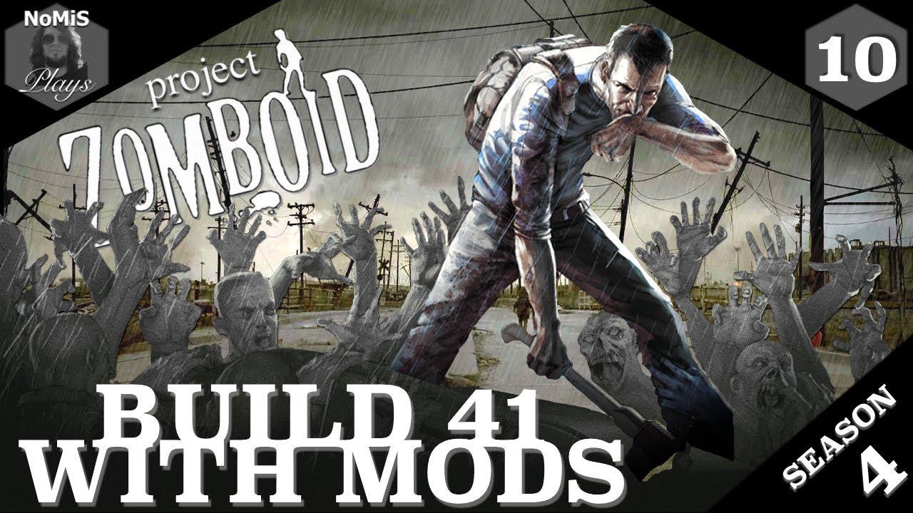 PROJECT ZOMBOID   FIGHTING BACK   EP 20   BUILD 20 MODDED   SEASON 20