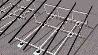 Custom Tilt-Up Solar System by ProVoltz Inc.