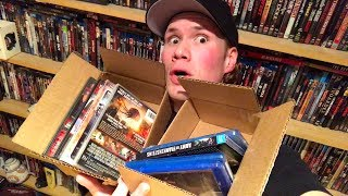 Mystery Horror Blu-rays and Dvds Unboxing - Horror Pack (March 2019)
