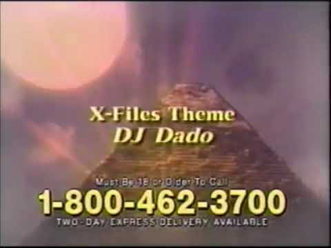 """Get in the mood with this commercial from the 90s """"Pure Moods"""" music collection"""