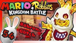 MARIO + RABBIDS KINGDOM BATTLE Part 54: Röhrenglitch in Bowser Jr.s Versteck