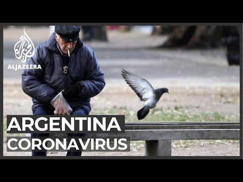 Argentina boosts measures against coronavirus