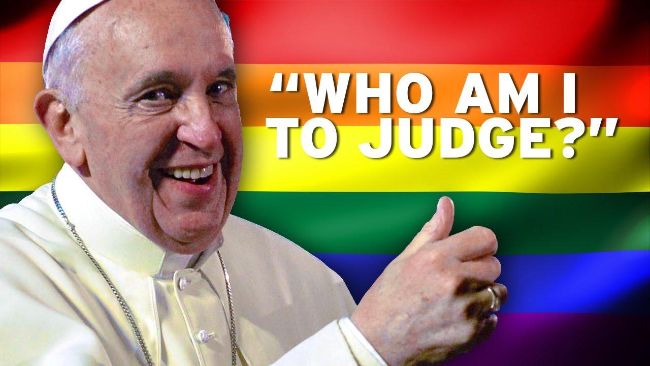 Gay popes