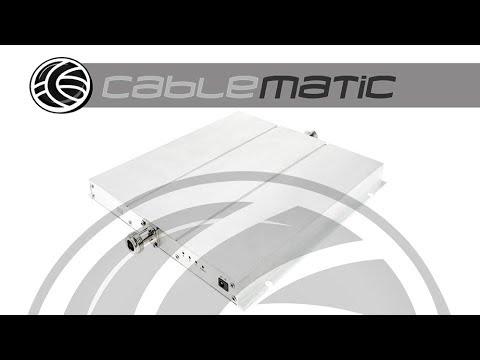 Repetidor amplificador GSM 3G 900MHz con antenas y cables - distribuido por CABLEMATIC ®