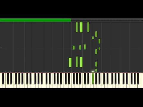 Bonez MC & RAF Camora ft. Gzuz & Maxwell - Kontrollieren ► Piano Tutorial (Medium)
