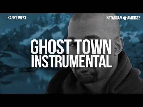 Kanye West - Ghost Town