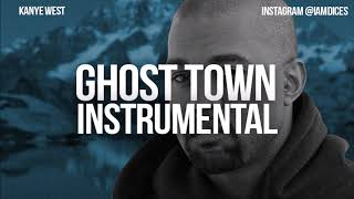 Kanye West Ghost Town Instrumental Prod. by Dices *FREE DL*