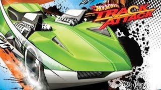 #2 Hot Wheels Track Attack - Track Builder - Video Game - Gameplay - Videospiel - Game - Kids movie