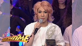 Vice Ganda committed suicide before his stardom