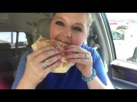Taco Belle🌮 Crunchwrap $5 box 🌮 Mukbang 💁🏼♀️Eat With Me