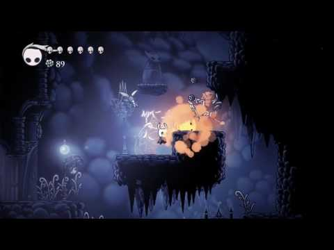 Let's Play Hollow Knight [BLIND] Part 13: Rave Cave